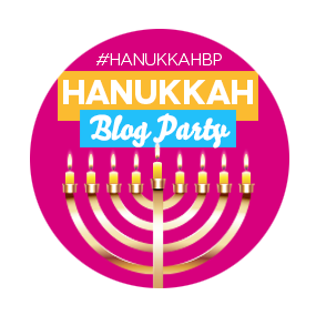 Hanukkah Blog Party logo